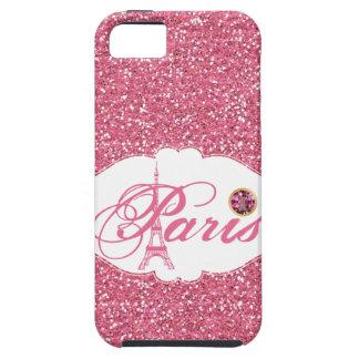 iPhone glamoroso de las señoras 5 casos Funda Para iPhone 5 Tough