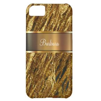 iPhone glamoroso de las señoras 5 casos Funda Para iPhone 5C