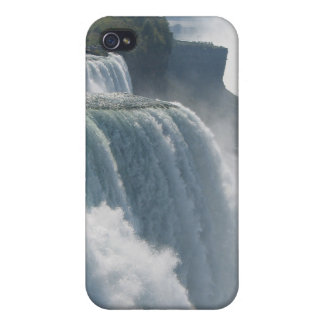 iPhone hard shell case (Niagara Falls) w/o text