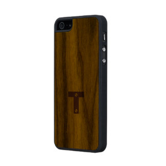 iPhone Harvested Wood Cover