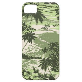 iPhone hawaiano de la bahía de Napili 5 casos iPhone 5 Fundas