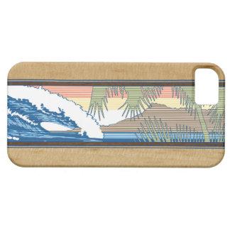 iPhone hawaiano de la muestra de la resaca de iPhone 5 Carcasas