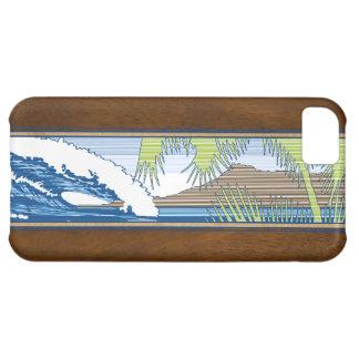 iPhone hawaiano de la muestra de la resaca de