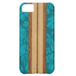 iPhone hawaiano de la tabla hawaiana de la playa