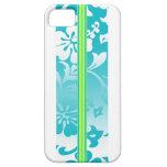 iPhone hawaiano de la tabla hawaiana de la playa d iPhone 5 Case-Mate Carcasa