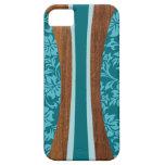 iPhone hawaiano de la tabla hawaiana de Laniakea 5 iPhone 5 Case-Mate Carcasa