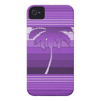 iPhone hawaiano de las palmas de Hilo 4 casos Funda Para iPhone 4 De Case-Mate