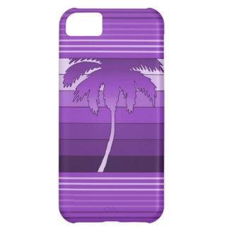iPhone hawaiano de las palmas de Hilo 5 casos Carcasa Para iPhone 5C