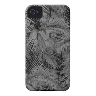 iPhone hawaiano de las palmas de Makana 4 casos iPhone 4 Protectores