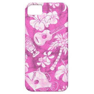 iPhone hawaiano del batik de la playa de Makapuu 5 iPhone 5 Case-Mate Cárcasas