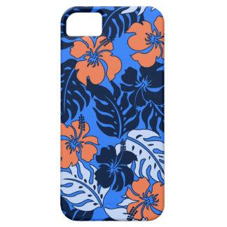 iPhone hawaiano del hibisco de la bahía de Huakini iPhone 5 Cárcasas