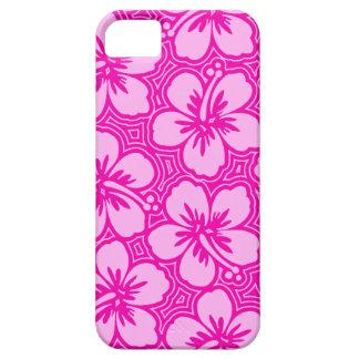 iPhone hawaiano del hibisco de la isla 5 casos iPhone 5 Protector