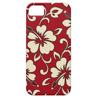 iPhone hawaiano del hibisco de Malia 5 casos iPhone 5 Case-Mate Funda