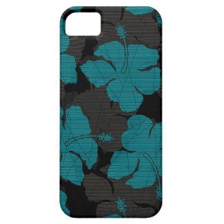 iPhone hawaiano del hibisco del filón de Chun 5 ca iPhone 5 Protectores