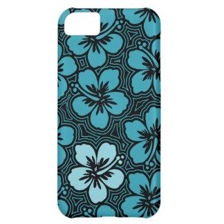 iPhone hawaiano floral de la isla 5 casos