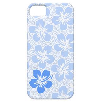 iPhone hawaiano floral de la isla 5 casos iPhone 5 Case-Mate Cobertura
