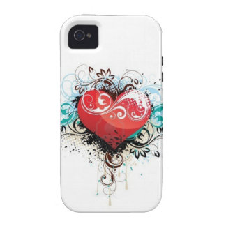 iphone heart case iPhone 4/4S cases