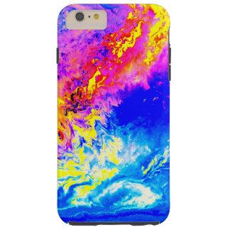 iPhone hermoso 6 del tiempo más, duro Funda De iPhone 6 Plus Tough