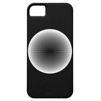 iPhone invertido 5 Barely There de la bola de iPhone 5 Funda