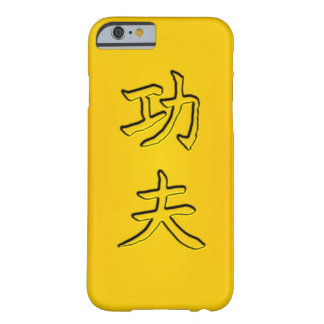 iPhone / iPad case: KungFu 功夫 (Chinese Kanji) Barely There iPhone 6 Case