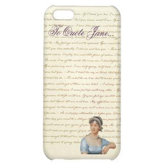 iPhone Jane Austen para citar el caso de Jane