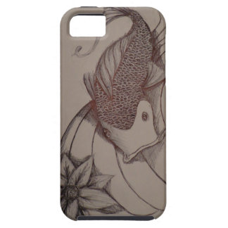 IPhone Koi Fish case iPhone 5 Cover