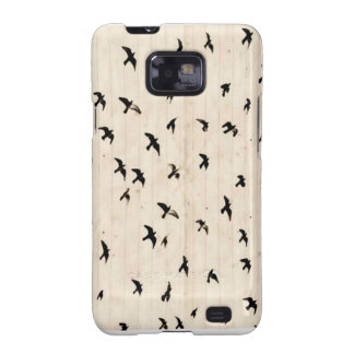 Iphone layer Birds Samsung Galaxy SII Cases
