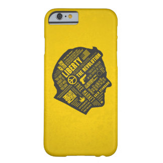 iPhone libertario del pensamiento abstracto de Ron Funda Barely There iPhone 6