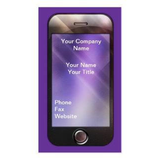 iPhone Like Business Card