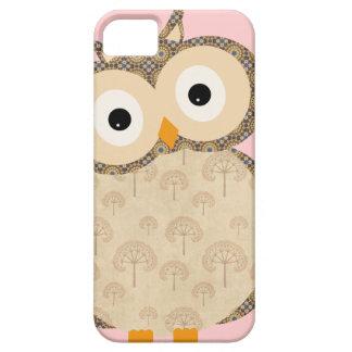 iPhone lindo del búho 5 cubiertas iPhone 5 Fundas
