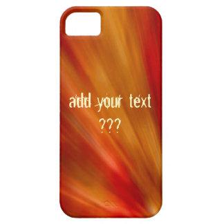 iPhone llameante 5 de la casamata del fuego Funda Para iPhone SE/5/5s
