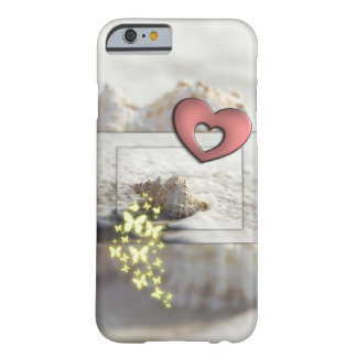 iPhone - Love Theme Barely There iPhone 6 Case