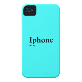 Iphone lover iPhone 4 case