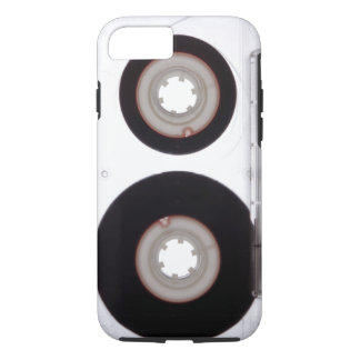 iPhone: Magnetic Tape Audio Cassette. Protection iPhone 8/7 Case