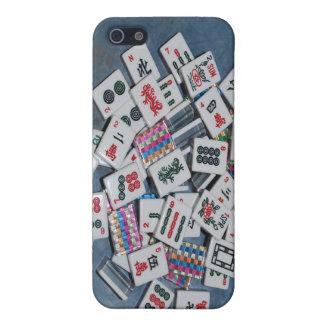 Iphone mah jongg themed case