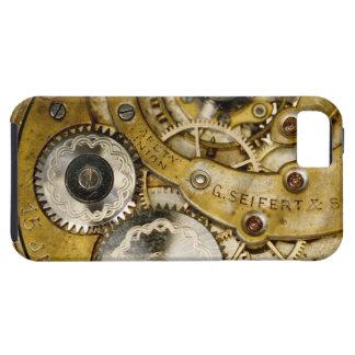 iPhone mecánico divertido 5 del diseño de la foto iPhone 5 Carcasa