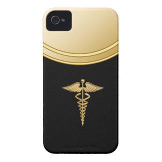 iPhone médico del tema 4 casos iPhone 4 Protector