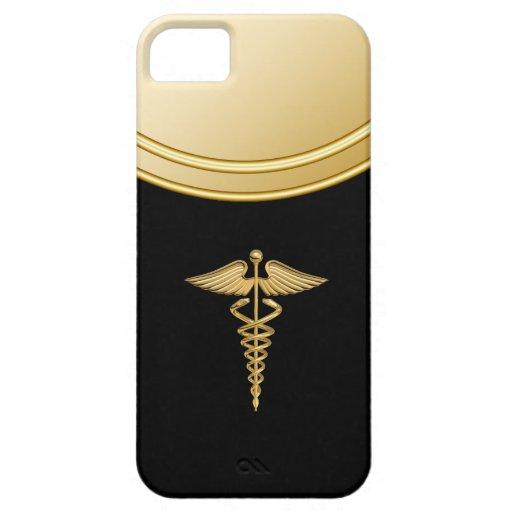 iPhone médico del tema 5 casos iPhone 5 Case-Mate Fundas