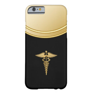 iPhone médico del tema 6 casos Funda Para iPhone 6 Barely There