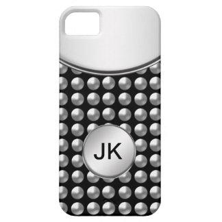 iPhone metálico para hombre 5 casos iPhone 5 Carcasas
