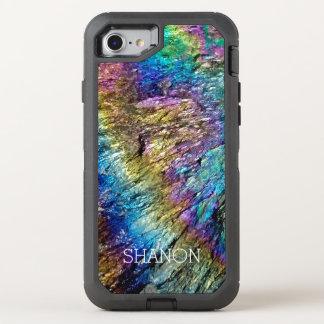 iPhone mineral raro 6 Otterbox de la roca Funda OtterBox Defender Para iPhone 7