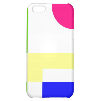 iphone-MOD BLOCK_1 on white iPhone 5C Covers