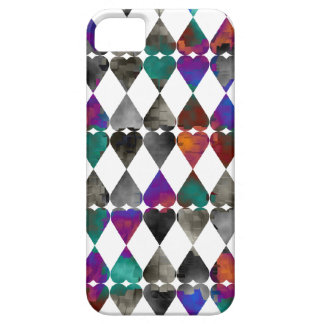 iPhone nublado 5, Barely There del aspecto del cor iPhone 5 Case-Mate Funda