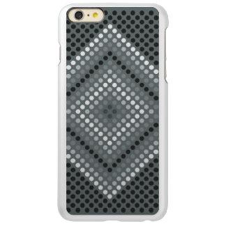 iPhone oscuro 6/6S del diamante más el caso del