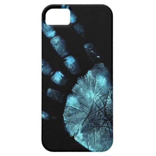 iphone, palma, palmprinter iPhone 5 carcasas