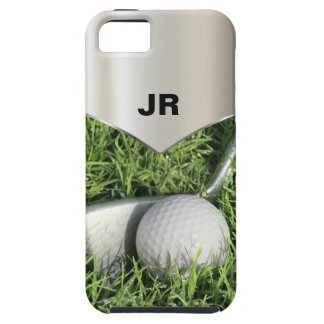 iPhone para hombre 5 casos duros del golf Funda Para iPhone 5 Tough