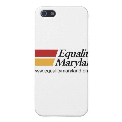 iPhone para la igualdad iPhone 5 Cárcasas