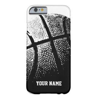 iPhone personalizado 6 deportes del baloncesto del Funda De iPhone 6 Barely There