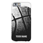 iPhone personalizado 6 deportes del baloncesto del Funda Para iPhone 6 Barely There