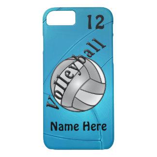 iPhone personalizado del voleibol 7 casos para Funda iPhone 7